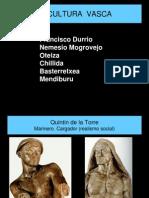 65.-Arte Vasco.-escultura Vasca