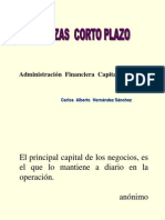 Admin is Trac Ion Capital de Trabajo