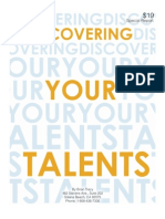 Brian Tracy Discovering Your Talents