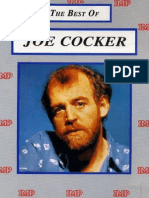 Joe Cocker-Best of (Book)