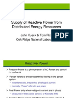 Reactive Power Slides