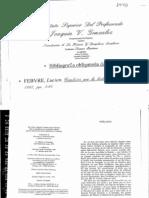 "Frebvre Lucien ""Combates Por La Historia"""