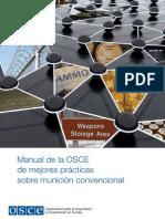 Indice Manual Mejores Practicas Para Municion Convencional