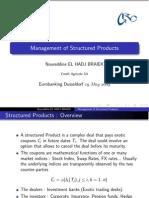25 Eb09 d NoureddineElHadjBraiek Structured Products