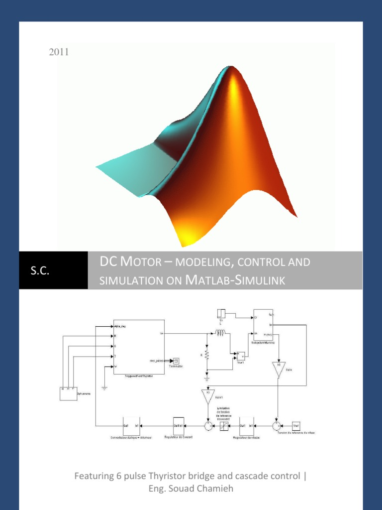 dc motor speed system modeling final report electric motor dc motor modeling control and simulation