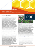 Healthy Bees Plan Issue 8 August 2011