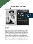 Steve+Jobs+Playboy+Interview