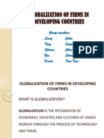 Presentation Globalization[1]