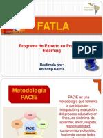Programa de Experto en Procesos Elearning - FATLA