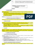 chapitre term investissement et progrès technique 2008-2009