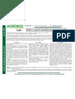 Mesurer La Capacite Antioxydante