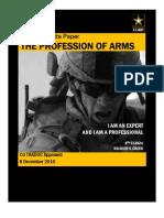 Profession White Paper 8 Dec 10