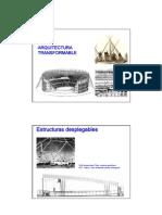 Estructuras Transformables