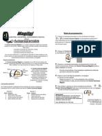 Manual de Usuario Control Magitel