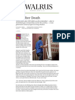 Life After Death (Walrus HIV-Aids Piece)