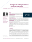 Knowledge Management and Organizational Performance a Decomposed View[1]