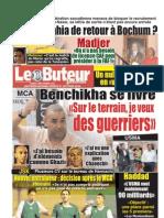 LE BUTEUR PDF du 05/09/2011