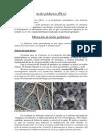 Acido poliláctico