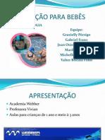 utf8' NATAÇÃO PARA BEBÊS