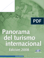Panorama Del Turismo Internacional 2008