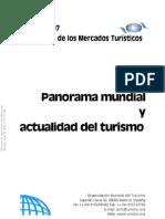 Panorama Mundial de Actividades Turisticas 2007