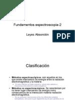 Espectrofotometria2deviaciones y derivadas
