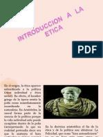 1 Introduccion a La Etica
