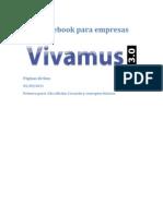 Guía Facebook empresas Vivamus 3.0 (primera parte, segunda edición)