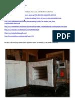 Ideas para construir un horno eléctrico