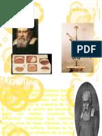 Trabajo de Ciencias Galileo