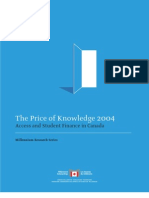 CMSF-Junor & Usher 2004-The Price of Knowledge 2004