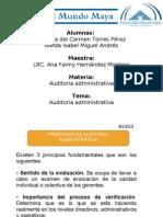 Auditoria Administrativa Yessi