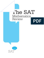 College Board Math Ma Tics Review