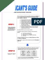 BJMP Recruitment Procedure