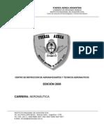 Cuadernillo Aeronáutico