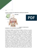 Cancer No Trato Gastrointestinal