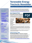 Renewable Energy Precincts Newsletter September