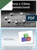 Exp.climayCulturaOrganizacional