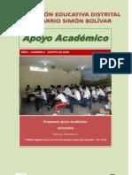 PROPUESTA orientación apoyo académico