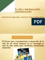 Tecnología dela Informática y Comunicación