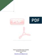 Manual en Ingles de Como Guardar Un Documento en PDF