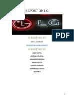 LG REPORT