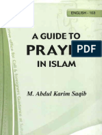 Guide to Salah by Muhammad Abdul Karim Saqib
