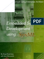 Embedded Systems Development Using SysML