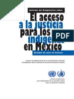 Acceso a la justicia para los pueblos indígenas, caso Oaxaca