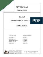 MANGAS User Manual 030311