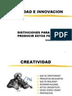 creatividad innovacion