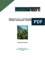 historia ambiental