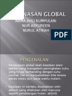 Pemanasan Global Power Point