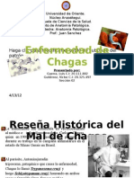 Expo Sic Ion de a (Chagas)